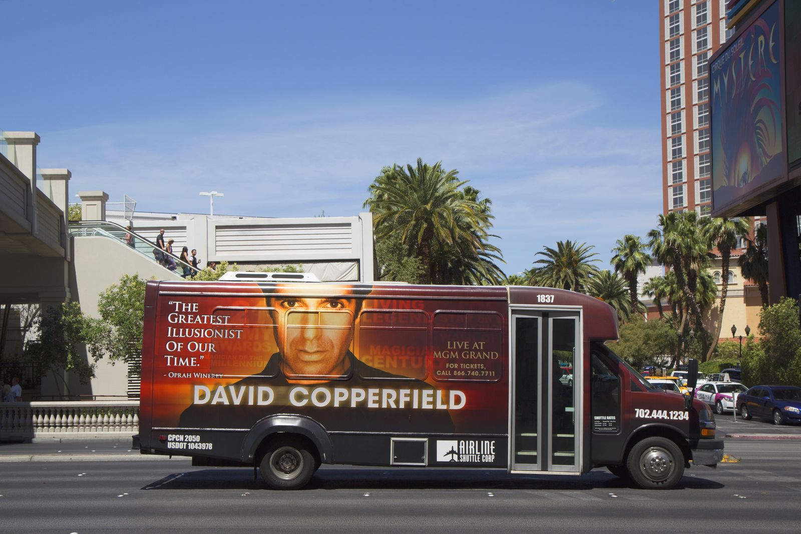 David Copperfield, kdo by ho neznal?