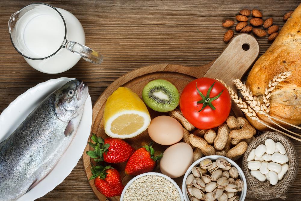 seznamka s potravinovou alergií připojte osobní trenér